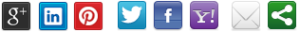 cocial network icons